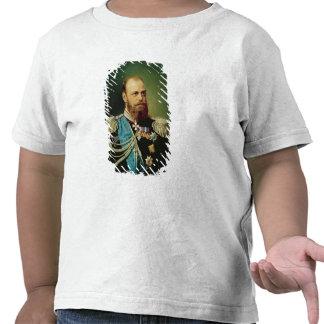 Emperor Alexander III Tshirts