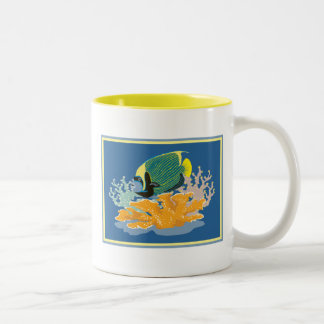 Emperor Angelfish Mug