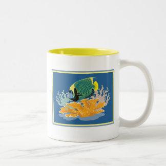 Emperor Angelfish Mug