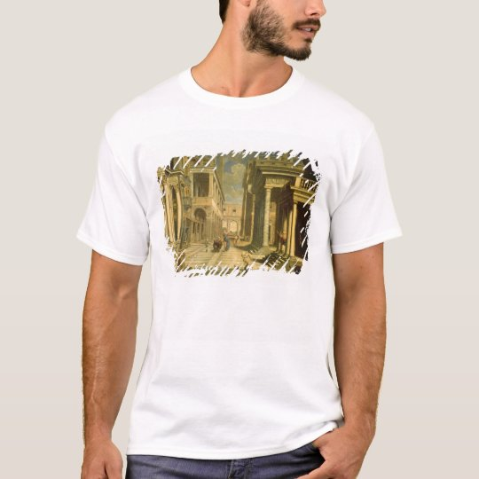Emperor Augustus and the Sibyl, 1535 T-Shirt