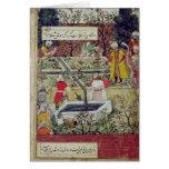 Emperor Babur Card