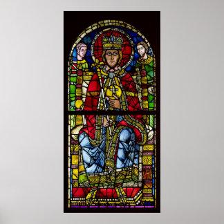 Emperor Charlemagne Poster