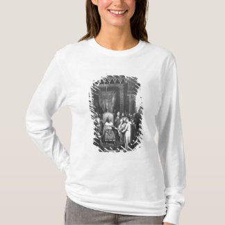 Emperor Charlemagne  Surrounded Principal T-Shirt