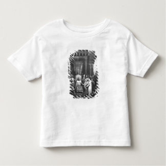 Emperor Charlemagne  Surrounded Principal Toddler T-shirt