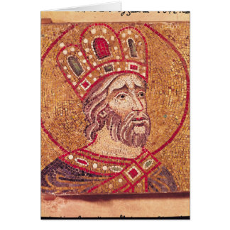 Emperor Constantine I  the Great Card