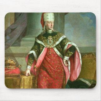 Emperor Francis I  Holy Roman Emperor Mousepads