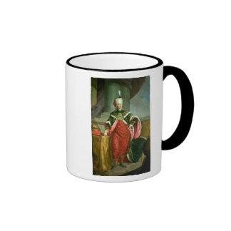 Emperor Francis I  Holy Roman Emperor Ringer Mug