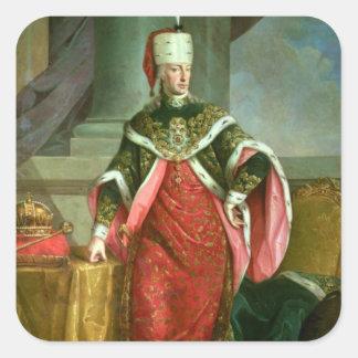 Emperor Francis I  Holy Roman Emperor Sticker