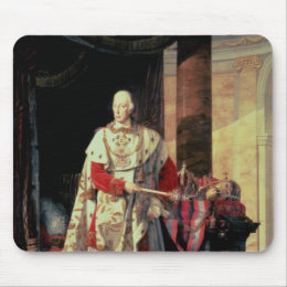 Emperor Francis I of Austria, 19th century Mouse Pad