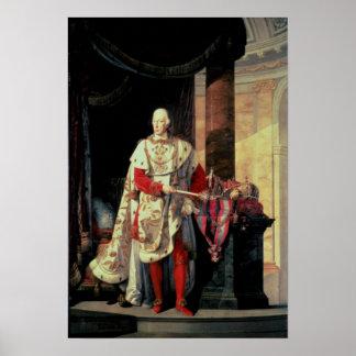 Emperor Francis I of Austria, 19th century Poster
