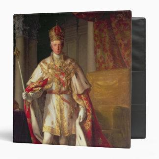 Emperor Franz II of Austria Binder