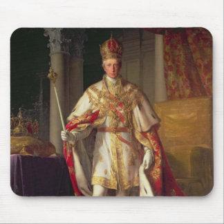 Emperor Franz II of Austria Mousepad