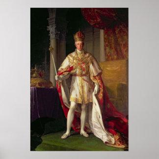 Emperor Franz II of Austria Poster