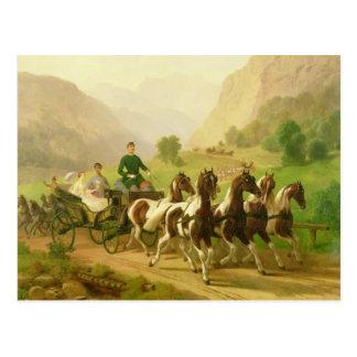 Emperor Franz Joseph I of Austria Postcard