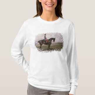 Emperor Franz Joseph I on his Austrian horse T-Shirt