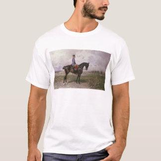 Emperor Franz Joseph I on his Austrian horse T-Shirt