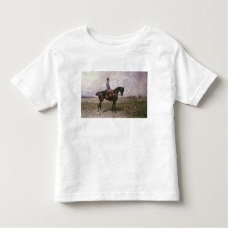 Emperor Franz Joseph I on his Austrian horse Toddler T-shirt