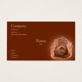 Emperor Helmet Business Card
