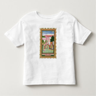Emperor Jahangir (1569-1627) with his consort and Toddler T-shirt