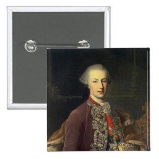 Emperor Joseph II of Germany Pinback Button
