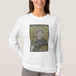 Emperor Justinian I  c.547 AD T-Shirt