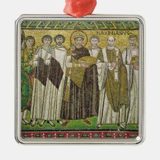 Emperor Justinian I Christmas Tree Ornaments