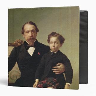 Emperor Louis-Napoleon Bonaparte  and his son Binder
