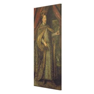Emperor Matthias of Austria Canvas Print