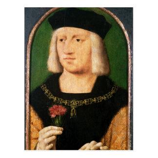 Emperor Maximilian I, c.1508-09 Postcard