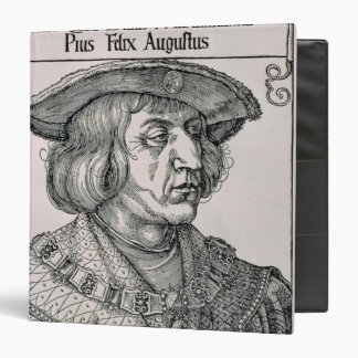 Emperor Maximilian I of Germany Binder