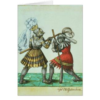 Emperor Maximilian I of Germany Card