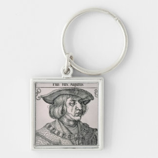 Emperor Maximilian I of Germany Keychain