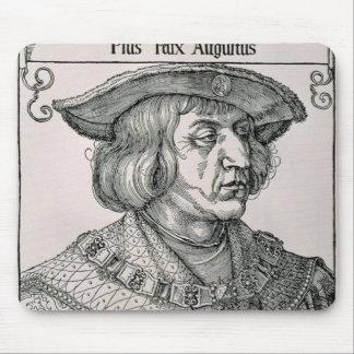 Emperor Maximilian I of Germany Mouse Pad