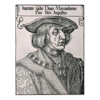 Emperor Maximilian I of Germany Post Cards