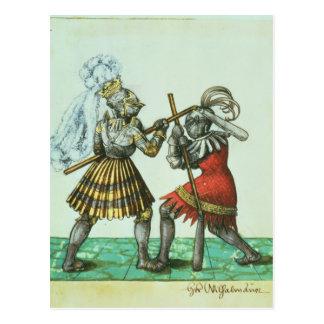 Emperor Maximilian I of Germany Postcard