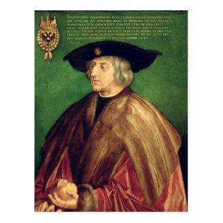 Emperor Maximilian I Postcard