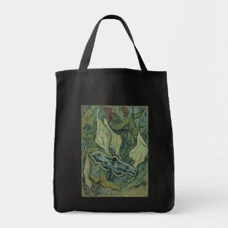 Emperor Moth by Vincent Van Gogh Bag