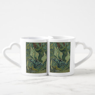Emperor Moth by Vincent Van Gogh Coffee Mug Set