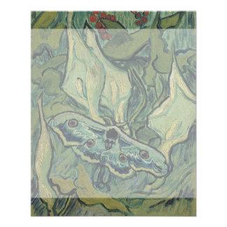 Emperor Moth by Vincent Van Gogh Flyer