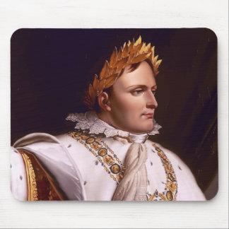 Emperor Napoleon Bonaparte Mouse Pads