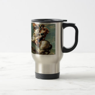 Emperor Napoleon Boneparte of France Travel Mug