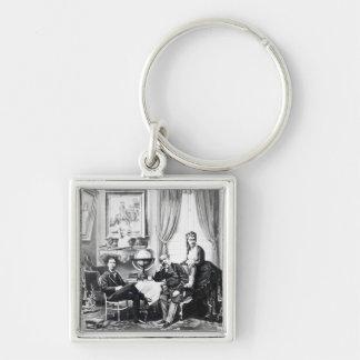 Emperor Napoleon III Keychain