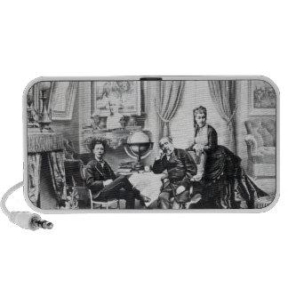 Emperor Napoleon III Mini Speakers