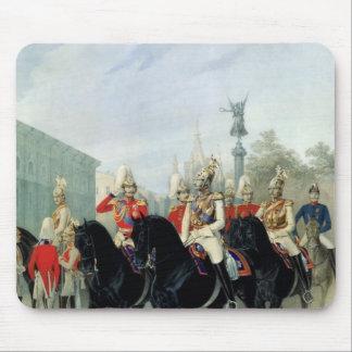 Emperor Nicholas I  and Grand Duke Alexander Mouse Pad