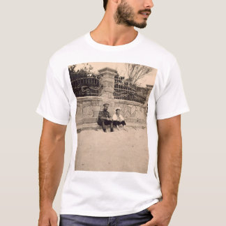Emperor Nicholas II and his son, Tsarevich Alexei T-Shirt