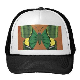 Emperor of India Butterfly Trucker Hat