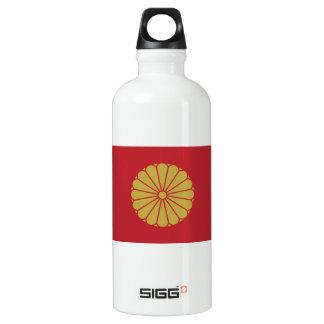 Emperor of Japan Aluminum Water Bottle