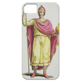 Emperor Otto III (980-1002), engraved by Pierre Du iPhone 5 Cases