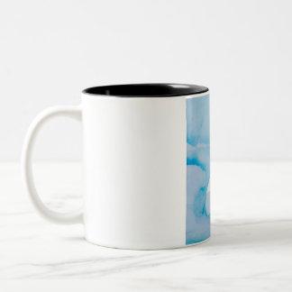 Emperor Penguin and Iceberg - mug