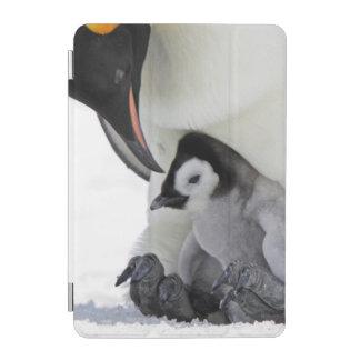 Emperor Penguin At Snow Hill Island iPad Mini Cover